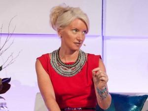 Carolyn Everson, vice-présidente des solutions marketing de Facebook