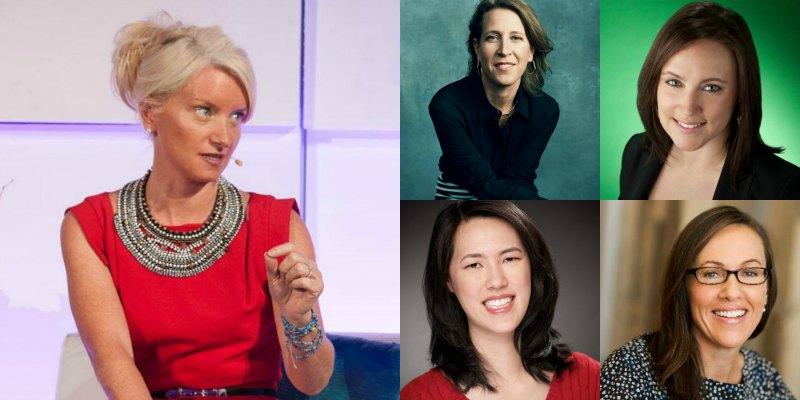 Les 5 femmes les plus puissantes de la publicité mobile dans le monde