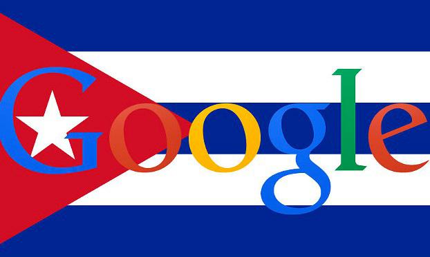 cuba google