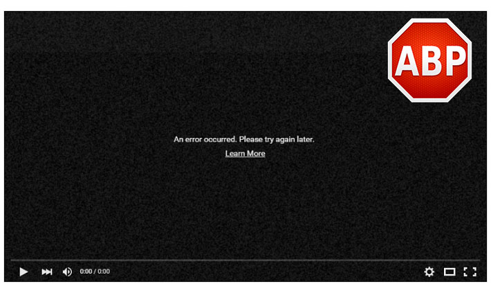 youtube adblock