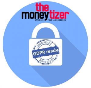 The Moneytizer RGPD ready